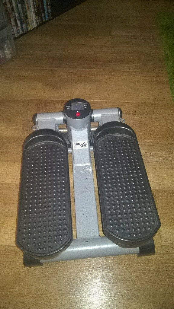 Fitness stepper machinein Nottingham, NottinghamshireGumtree - Fitness exercise machine for sale. The machine screen is temperamental but it doesnt effect the movement of the machine. From a smoke and pet free home