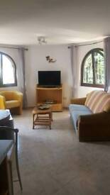 ONE bed self contained flat costa blanca