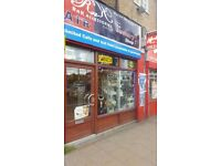 Shop to let in Lewisham (Computer/Mobile + Jewellry +Salon) 3 in 1