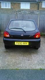 Good runner, manual gear with 5 doors. Some rust for age of car but good body work. No MOT