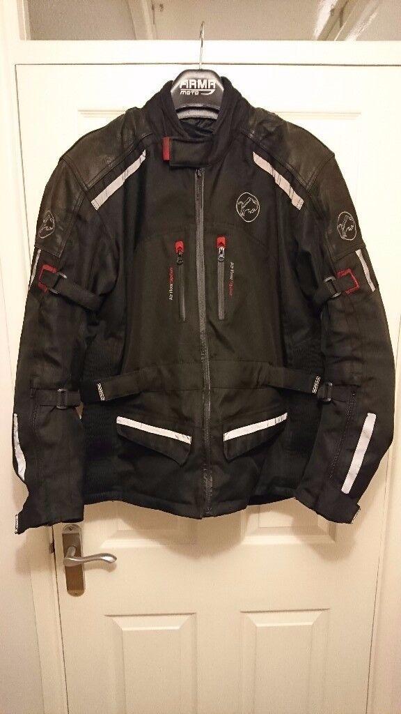 Buffalo Horizon Textile Jacket - Black. Size 2XL - 48.