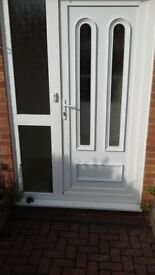 PVC DOOR AND FRAME