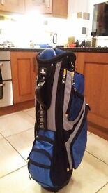 Golf Fazer trolley bag