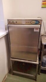 CLASSEQ Duo 750 industrial dishwasher