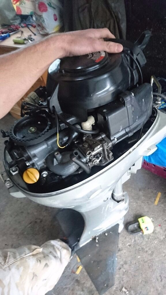 Honda Bf10 Outboard Price Drop In Plymouth Devon