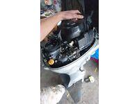 Honda BF10 Outboard