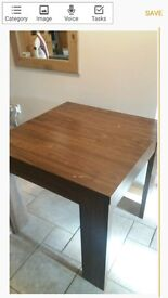 extenable table for sale