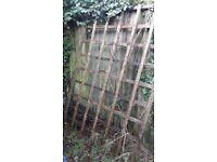 Garden Wooden Trellis
