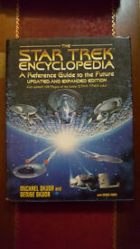 Star Trek Encyclopedia: A Reference Guide to the Future,