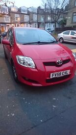 Toyota Auris 58 plate with Full Service History, cheap price