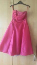 Kelsey Rose Pink Bridesmaid dress