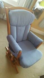 Dutalier rocking chair