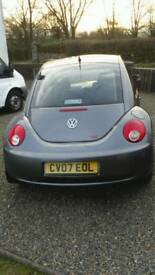 Vw beetle tdi new shape very cheap! 55 mpg gallon realiable economical comfortable car bargain