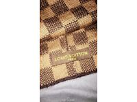 Louis Vuitton men's knit hat