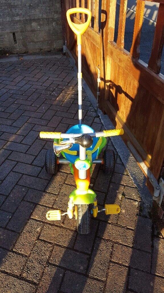 Child's Three Wheel Bike