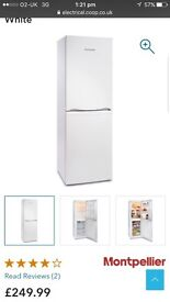 Brand new fridge freezer boxed