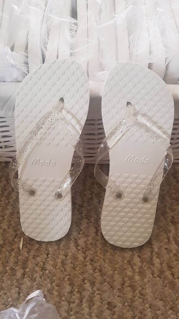 3e3ad6c2194b Wedding Flip flops