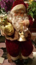 Christmas santa €£5 each