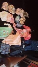 Baby girl bundle 3-6m