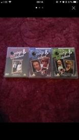 DVDs George & Mildred Series 1-3 complete