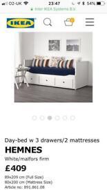 IKEA Hemnes Double daybed