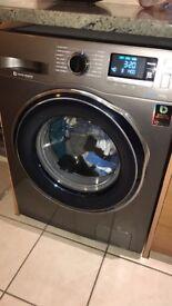 Washing machine. High spec machine in perfect condition.