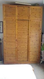 Habitat sliding Venetian doors good quality never out the box. £20