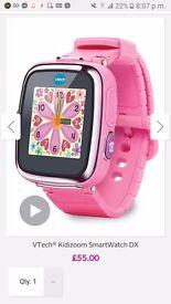 Kiddie zoom watch