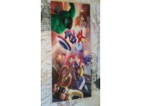 Lego Marvel Super Heroes II canvas picture