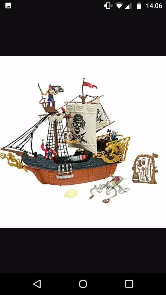 Pirate ship toy still on sale in smyths toys for £29.99