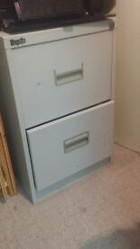 Filing cabinet cupboard drawers office home furniture