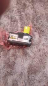 Ryobi 5ah battery