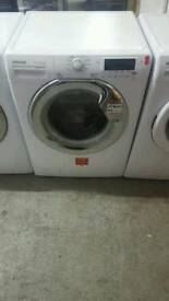 HOOVER 9KG 1600 SPIN WASHING MACHINE WITH 3 MONTHS GUARANTEE