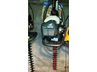 petrol hedge strimmers homelite full working ready to go