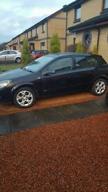 Vauxhall Astra 1.4, 2005, 1 year MOT,
