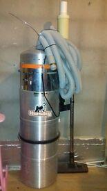 Husky central vacuum system