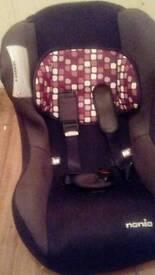 Brand new nania car seat