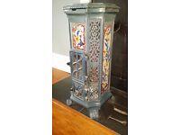 Godin Cast Iron Multifuel Stove Belle Epoque 5kw