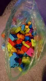 Bundle of children's toys