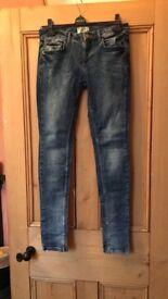 Miss Selfridge Jeans size 10