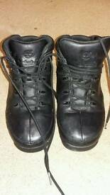 Genuine Timberland Boots. Size 4
