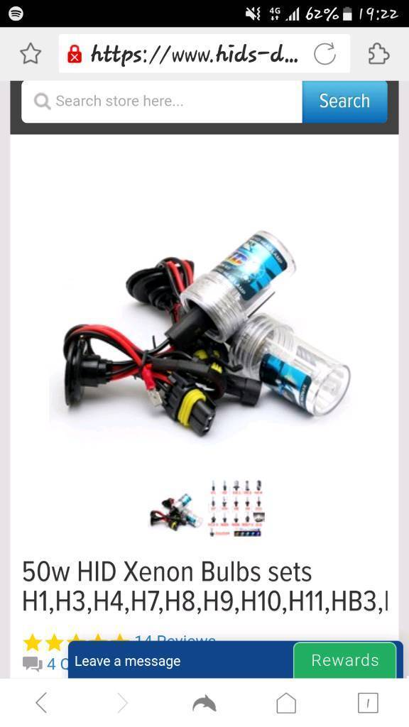 6000k HIDs, Ballast and decoders