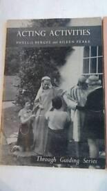 1960's Brownie pamphlets memorabilia