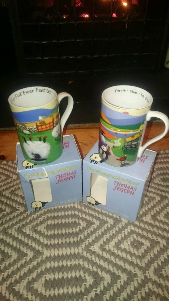 Thomas Joseph mugs