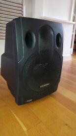 Samson Expedition 300 - Portable PA, 200W, two bands equalization, two Mic/Line one Stereo Channel