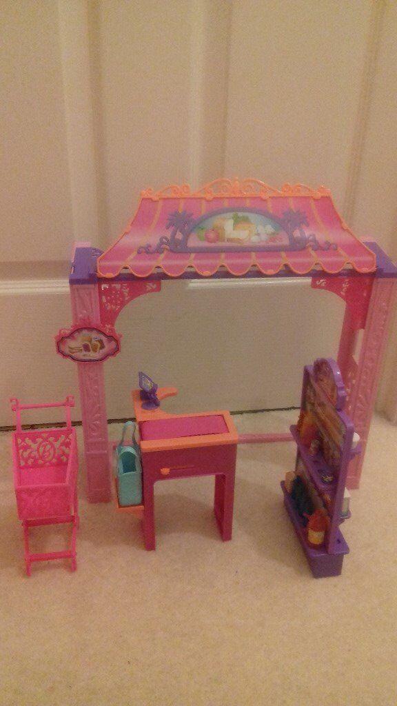Barbie Supermarket