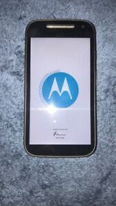 Motorola E 2nd Generation with 4G LTE