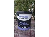 Floor levellling compound 10kg B&Q U Can