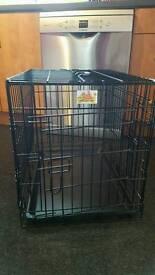 Lazy Bones dog/puppy crate