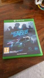 Xbox one game need for speed
